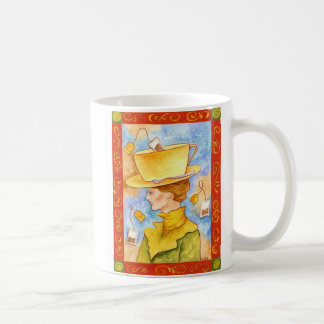 Tea Bag Lady Coffee Mug