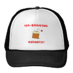 tea-bagging redneck mesh hat