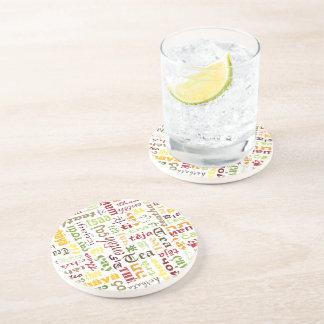 Tea Beverage Coaster