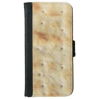 Tea Biscuit iPhone 6 Wallet Case