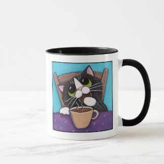 Tea Break - Cat Mug
