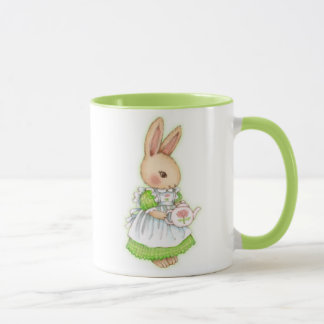 Tea Bunny - Cute Rabbit Mug
