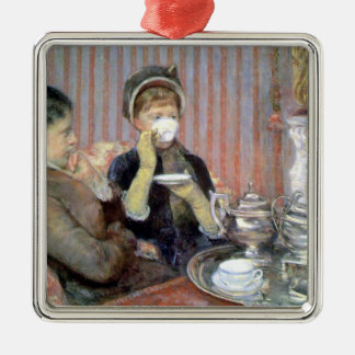 Tea by Mary Cassatt Ornament