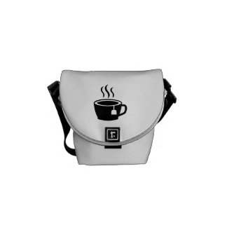Tea Courier Bag