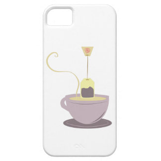 Tea Cup iPhone 5/5S Covers