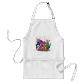 [Tea Cup Dragons] Lily Couple Standard Apron