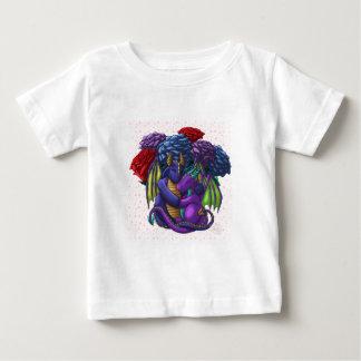 [Tea Cup Dragons] Rose Couple T Shirt