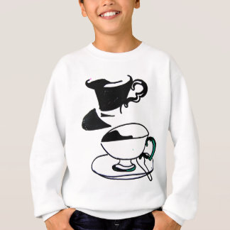 tea cup's sweatshirt