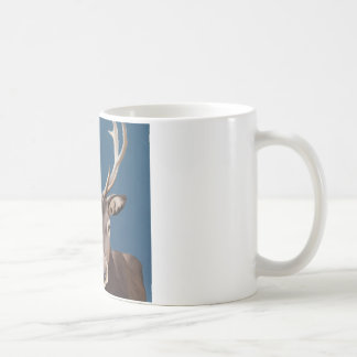 Tea Deer? mug. Coffee Mug