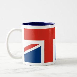 Tea GB Two-Tone Coffee Mug