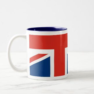 Tea GB Two-Tone Mug