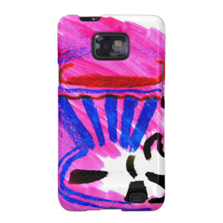 tea in a cup samsung galaxy s2 cover