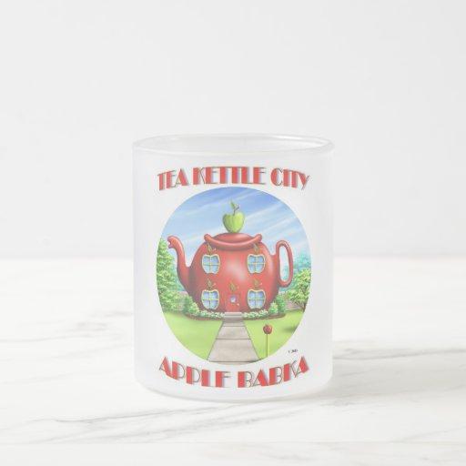 TEA KETTLE CITY MUG