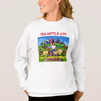 TEA KETTLE CITY SWEATSHIRT