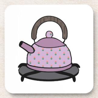 Tea Kettle Coasters