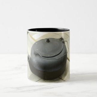 Tea kettle Mug