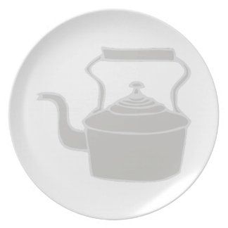 Tea Kettle Plates