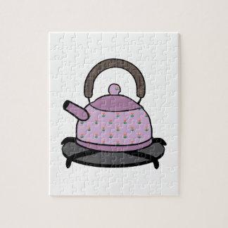Tea Kettle Puzzle