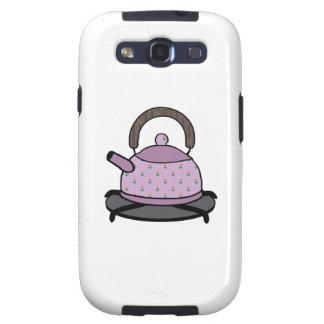 Tea Kettle Samsung Galaxy S3 Cover