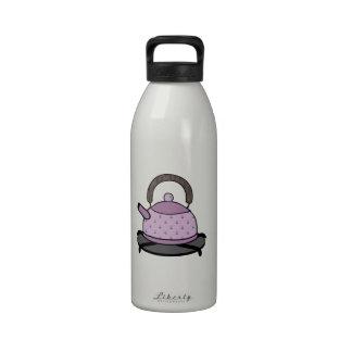 Tea Kettle Water Bottles