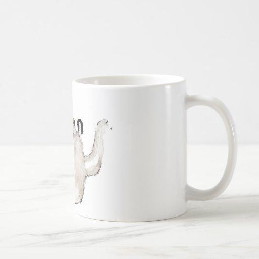 Tea Kettle Water Colour Mug