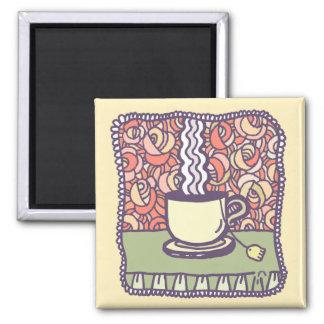 Tea Lounge (1) Magnet