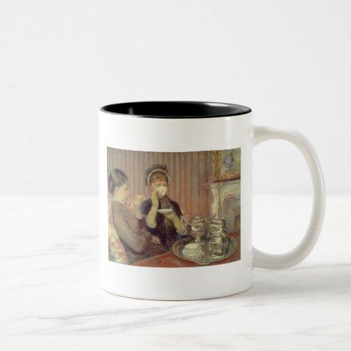 Tea, Mary Cassatt Coffee Mugs