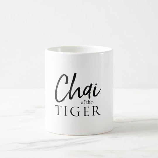 Tea Mug - Chai of the Tiger