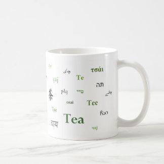Tea of the World Mug (in green)