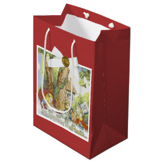 Tea Party 1 Medium Gift Bag