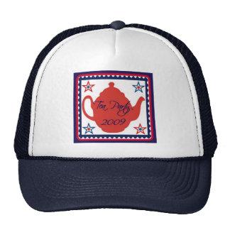Tea Party 2009 Political Hat