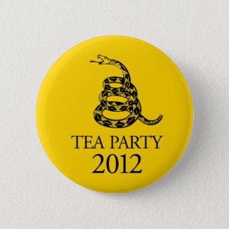 Tea Party 2012 Button
