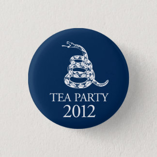 Tea Party 2012 Button