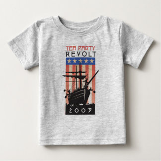 Tea Party Baby T T-shirt