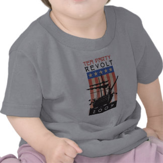 Tea Party Baby T Tee Shirt