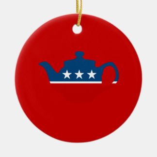 TEA PARTY - CHRISTMAS ORNAMENT