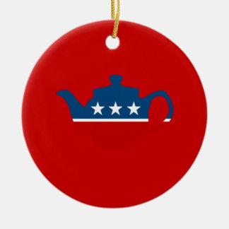 TEA PARTY - CHRISTMAS ORNAMENT