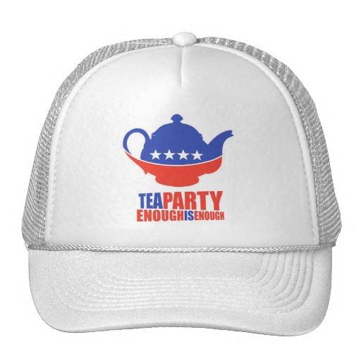 Tea Party Trucker Hats