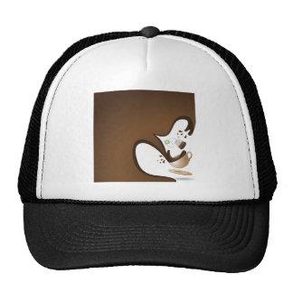 Tea Party Mesh Hats