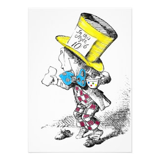 Tea Party Invitation Card
