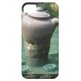 Tea Party Invitation:  Chinese Tea Park iPhone 5 Cover