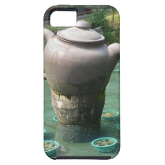 Tea Party Invitation:  Chinese Tea Park Case For The iPhone 5