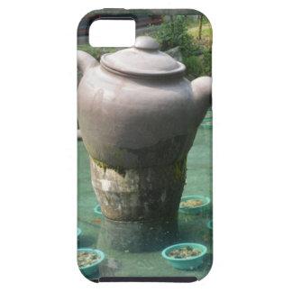 Tea Party Invitation:  Chinese Tea Park iPhone 5 Case
