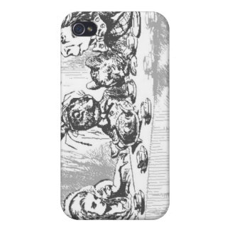 Tea Party iPhone 4 Cover