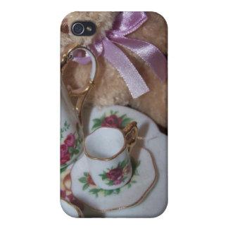 tea party iphone case iPhone 4 case