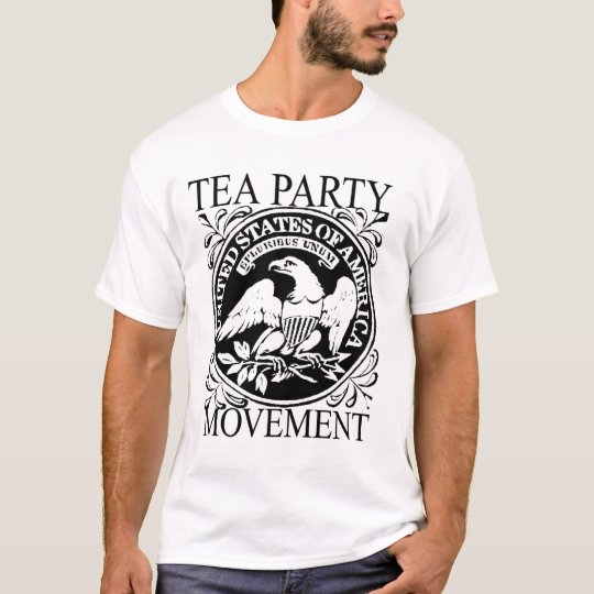 TEA PARTY MOVEMENT T-Shirt