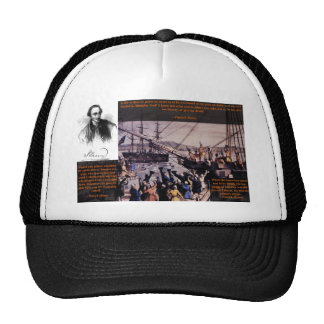 Tea Party Patrick Henry Mesh Hats