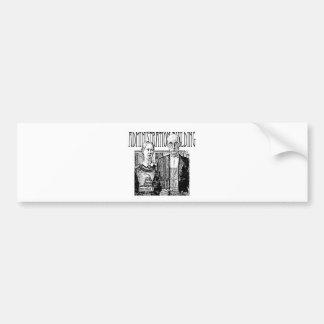 Tea party Pitchfork protest Bumper Sticker