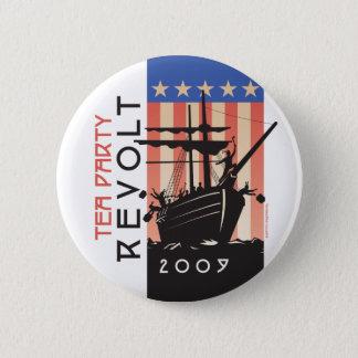 Tea Party Revolt 2009 6 Cm Round Badge