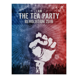 Tea Party Revolution 2016 Poster